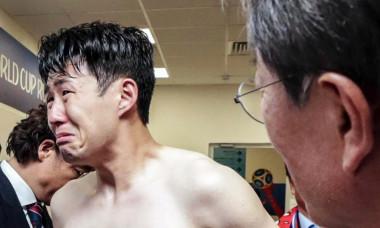 De ce a plâns sud-coreeanul Son după eșecul cu Mexic. Președintele țării i-a vizitat pe fotbaliști la vestiare
