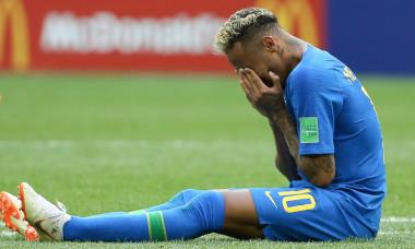 neymar plange