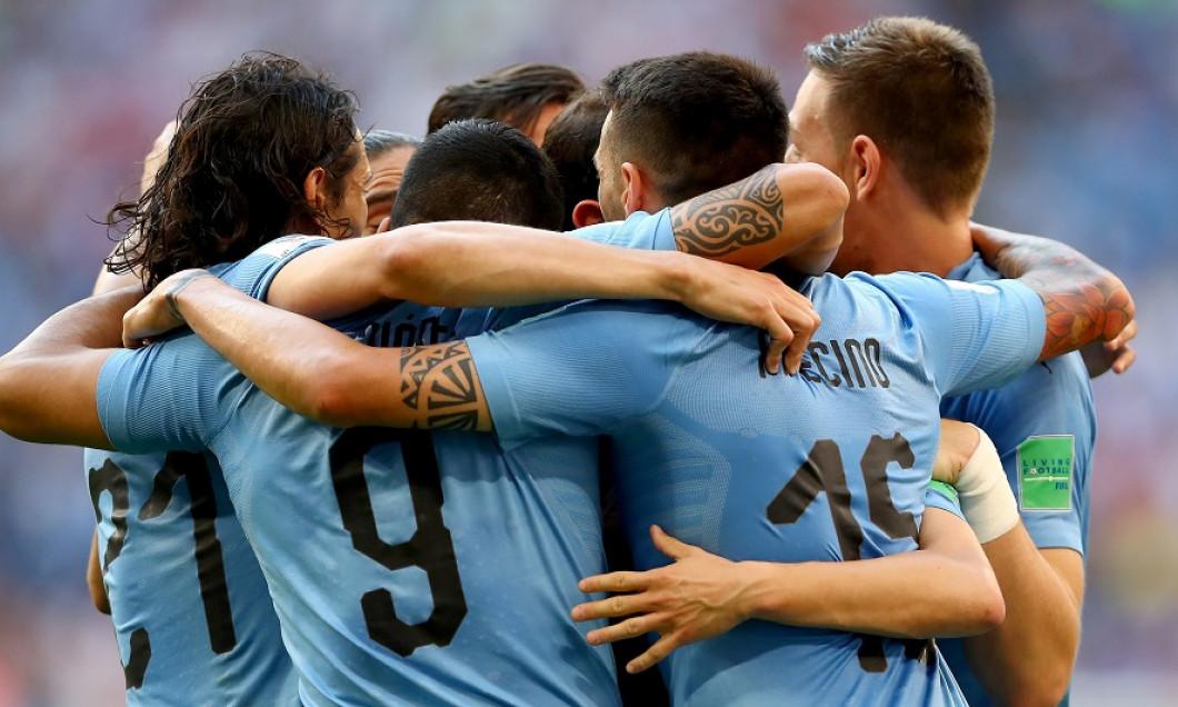 Uruguay v Rusia