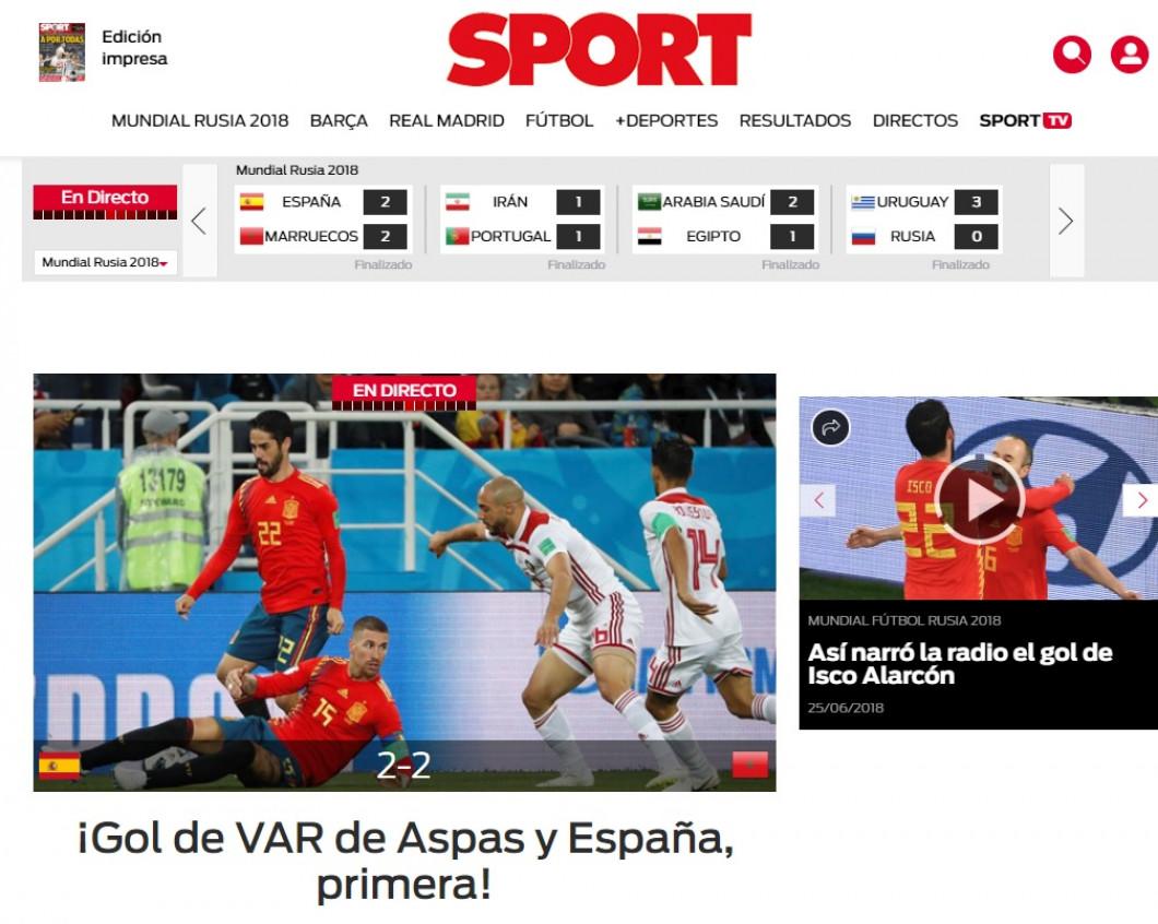 sport.es - cm2018
