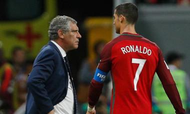 Santos si Ronaldo