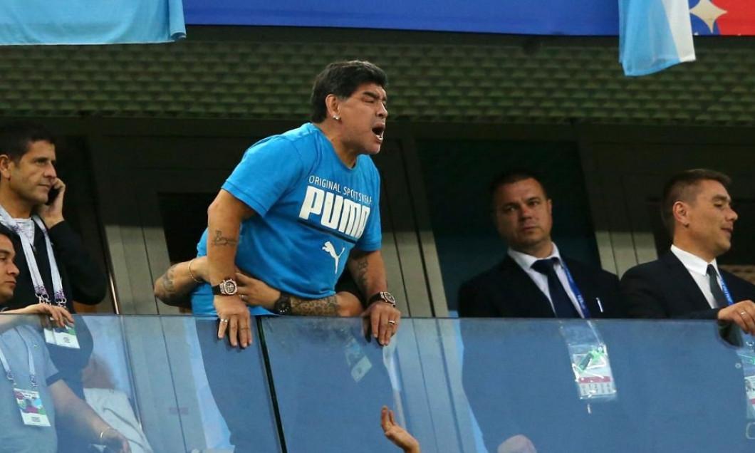 Maradona Nigeria