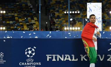Cristiano Ronaldo Real Madrid clauza