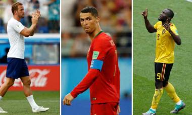 Kane Ronaldo Lukaku CM 2018