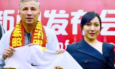 dan petrescu china