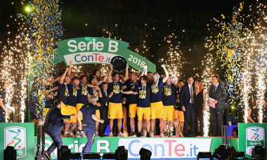 Parma Calcio Celebrates The Return To Serie A