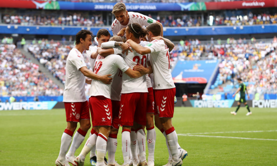 Denmark v Australia: Group C - 2018 FIFA World Cup Russia