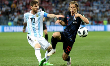 Argentina v Croatia: Group D - 2018 FIFA World Cup Russia