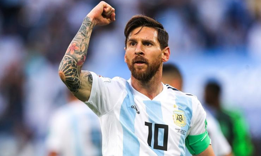 Nigeria v Argentina - FIFA World Cup 2018 - Group D - Saint Petersburg Stadium