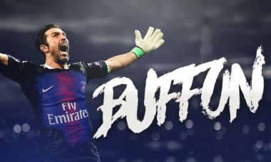 Buffon poza PSG twitter