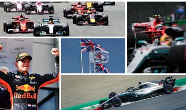 F1 Marea Britanie
