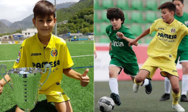 Farinas 11 ani Barcelona