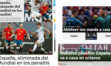 captura ziare spania