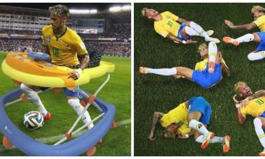 collage neymar