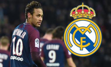 neymar real