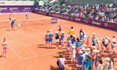 BRD Bucharest Open Kids Day
