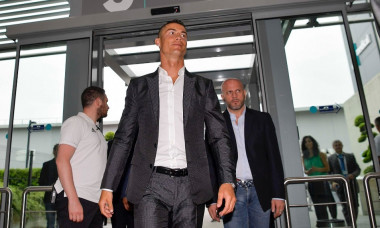 Cristiano Ronaldo transfer Juventus