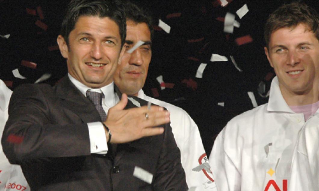 Răzvan Lucescu, Marian Rada şi Nicolae Grigore au câştigat împreună două Cupe ale României şi o Supercupă la Rapid