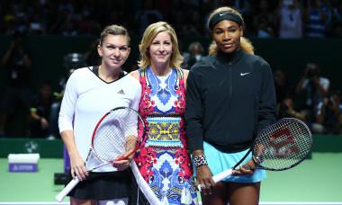 BNP Paribas WTA Finals: Singapore 2014 - Day Seven