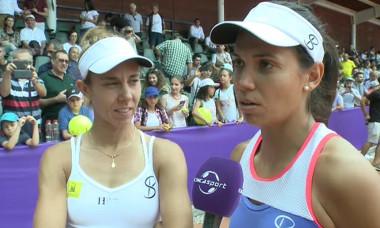 Buzărnescu şi Olaru s-au calificat în semifinalele probei de dublu de la BRD Bucharest Open