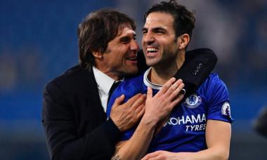 Fabregas Conte Chelsea