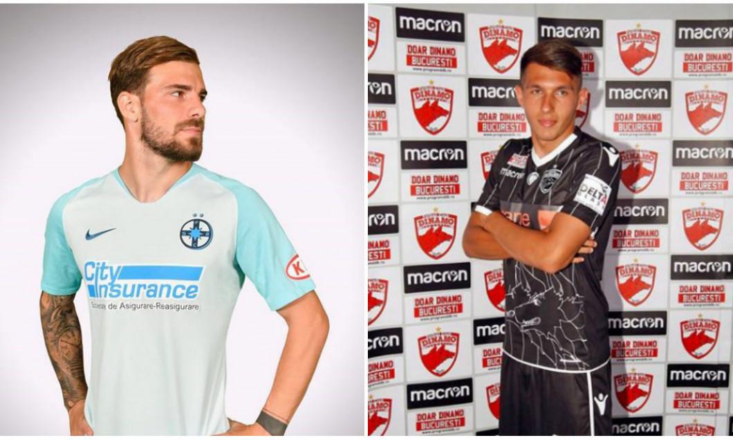 FCSB Dinamo alb negru