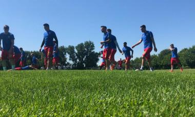 Steaua antrenament Liga 3