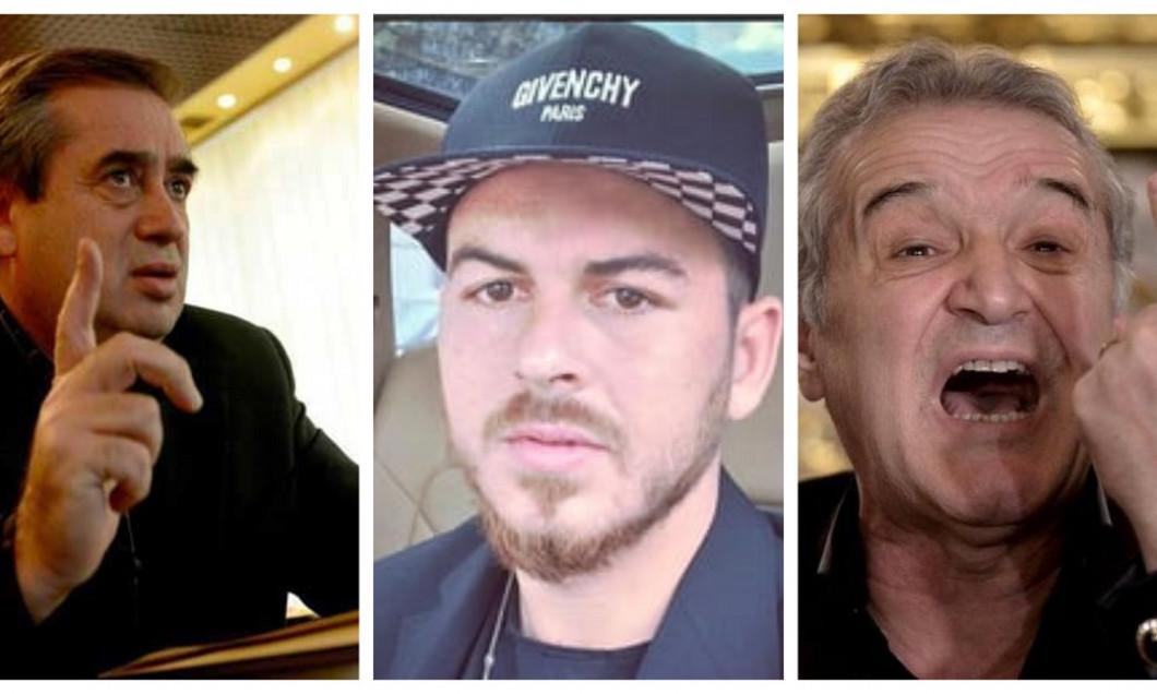 Niculae, Denis Alibec, Gigi Becali