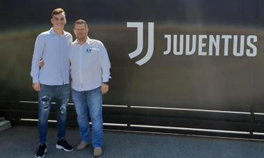 Razvan Sava Juventus