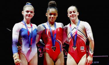 CE gimnastica Glasgow