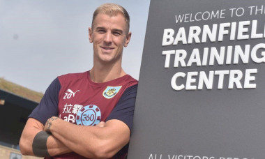 Hart la Burnley
