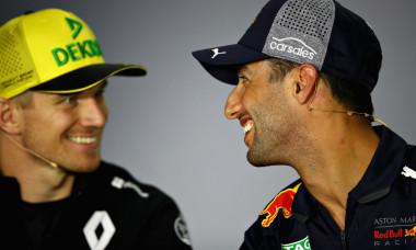 Ricciardo la Renault