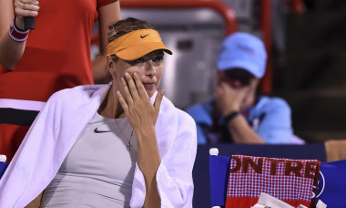 Sharapova retragere Cincinnati