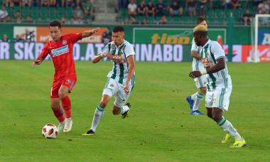 FOTBAL: RAPID VIENA - FCSB, LIGA EUROPA (23.08.2018)