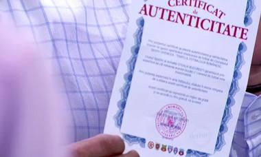 Balint certificat