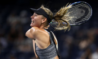 Sharapova US Open 2018