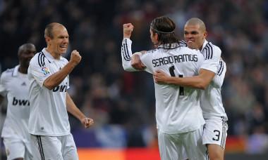Robben Real Madrid