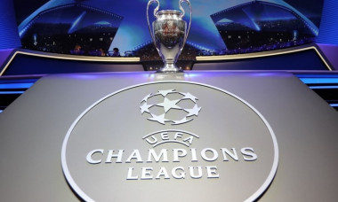Champions League trofeu