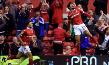 Nottingham Forest v Newcastle United - Carabao Cup Second Round