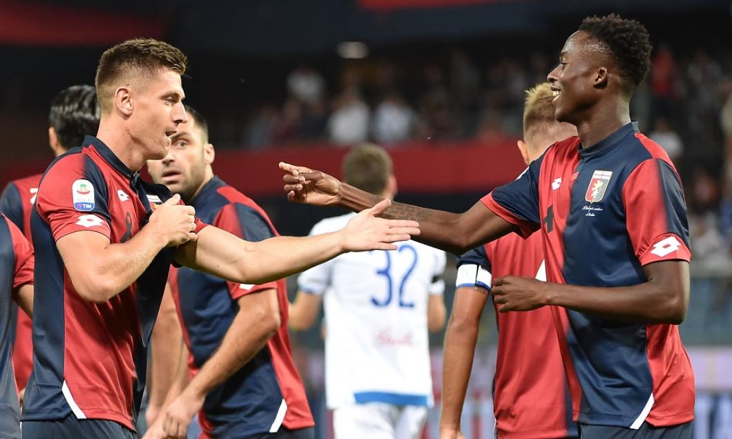 Genoa CFC v Empoli - Serie A