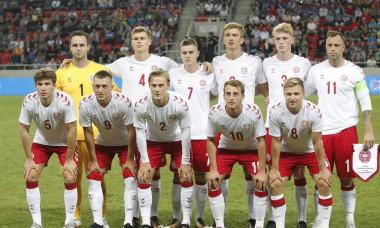Danemarca nationala amatori Slovacia 0-3