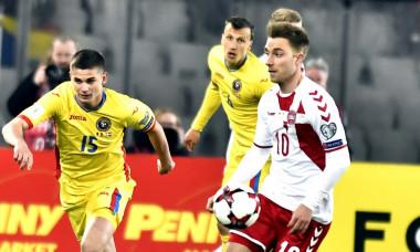 FOTBAL:ROMANIA-DANEMARCA, PRELIMINARIILE CM 2018 (26.03.2017)