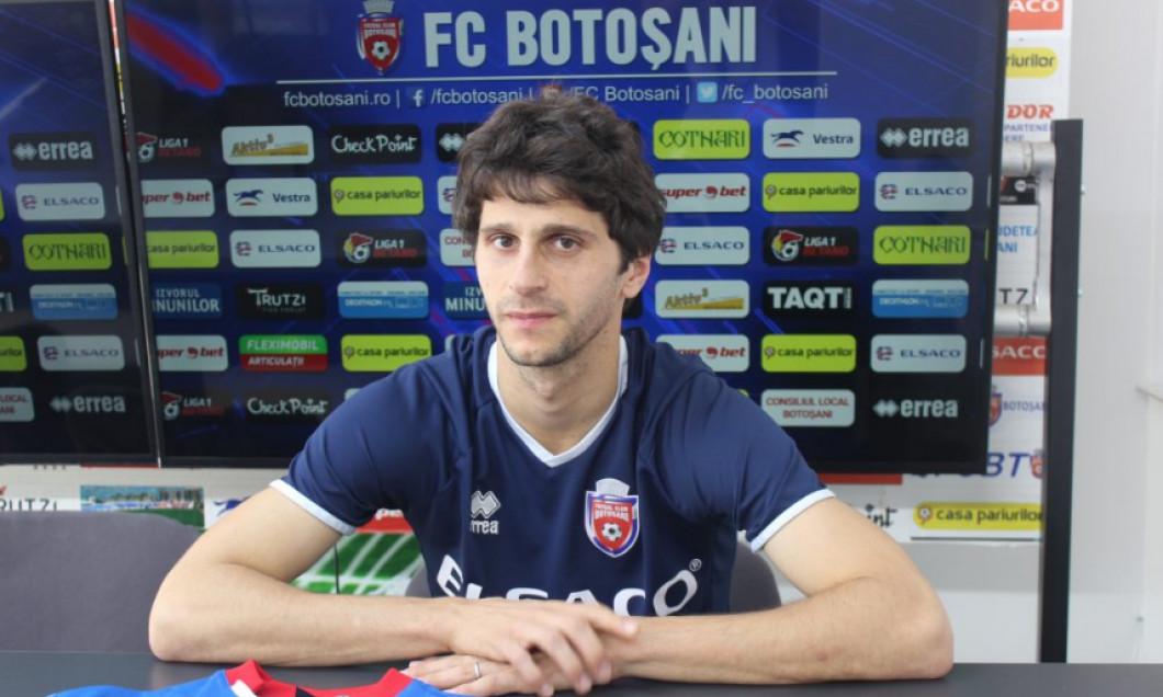 Fabbrini FC Botosani