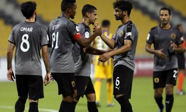 Eto'o Qatar gol