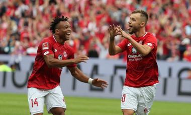 Alexandru Maxim gol Mainz Bundesliga
