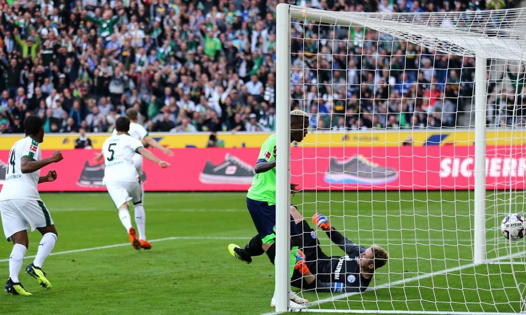 Borussia Moenchengladbach - FC Schalke 2-1