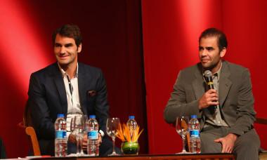 Coca-Cola International Premier Tennis League - India: Day Two