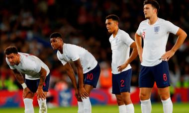 Anglia jucatori amical cu Elvetia