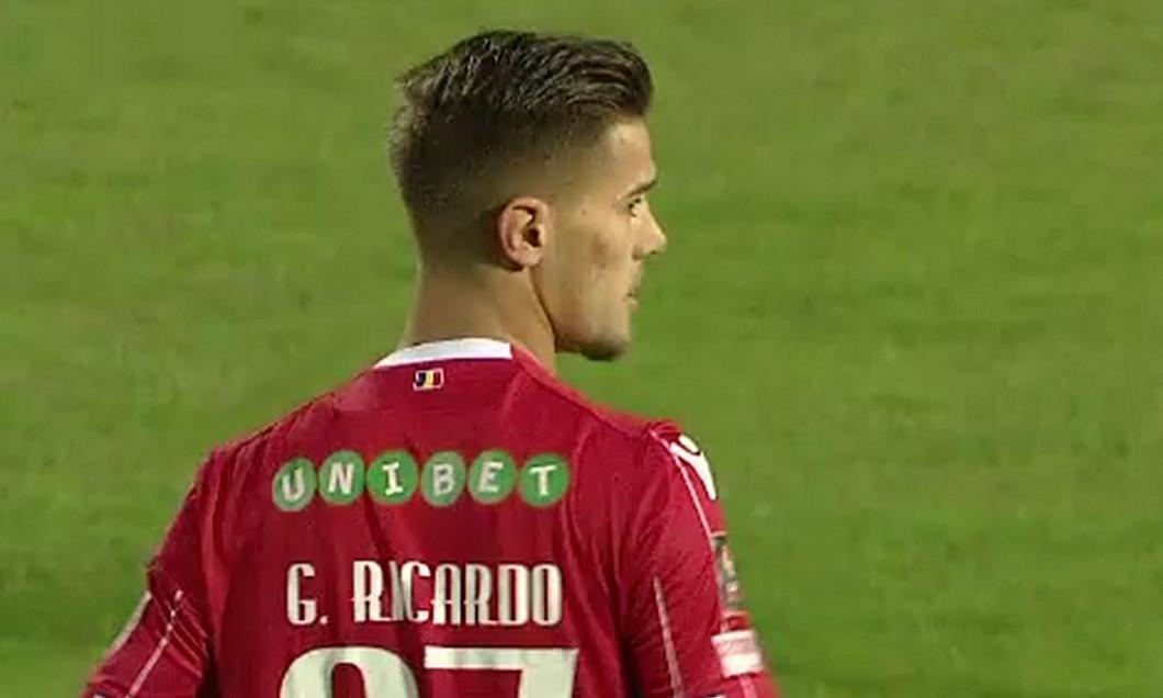 Ricardo Grigore gol Dinamo Cupa