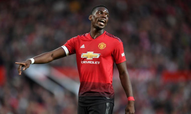 pogba captain